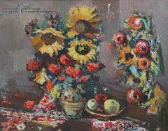 Виставка живописних полотен з зібрання галереї.