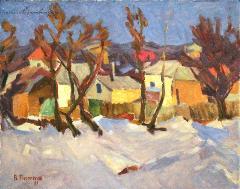 Выставка работ Виктора Перепичая