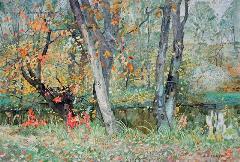 9 вересня відкриття виставки робіт Миколи Гроха