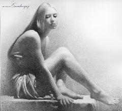 Картина карандаШИКом