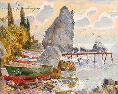 Юбилейная выставка работ народного художника Украины Михаила Кокина