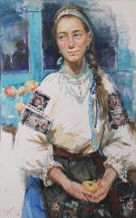 Відкриття виставки Ірини Калюжної