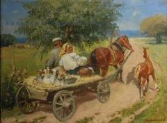 Выставка Натальи Иванченко и Виталия Бараненко