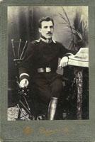 Фотография военного. Одесса